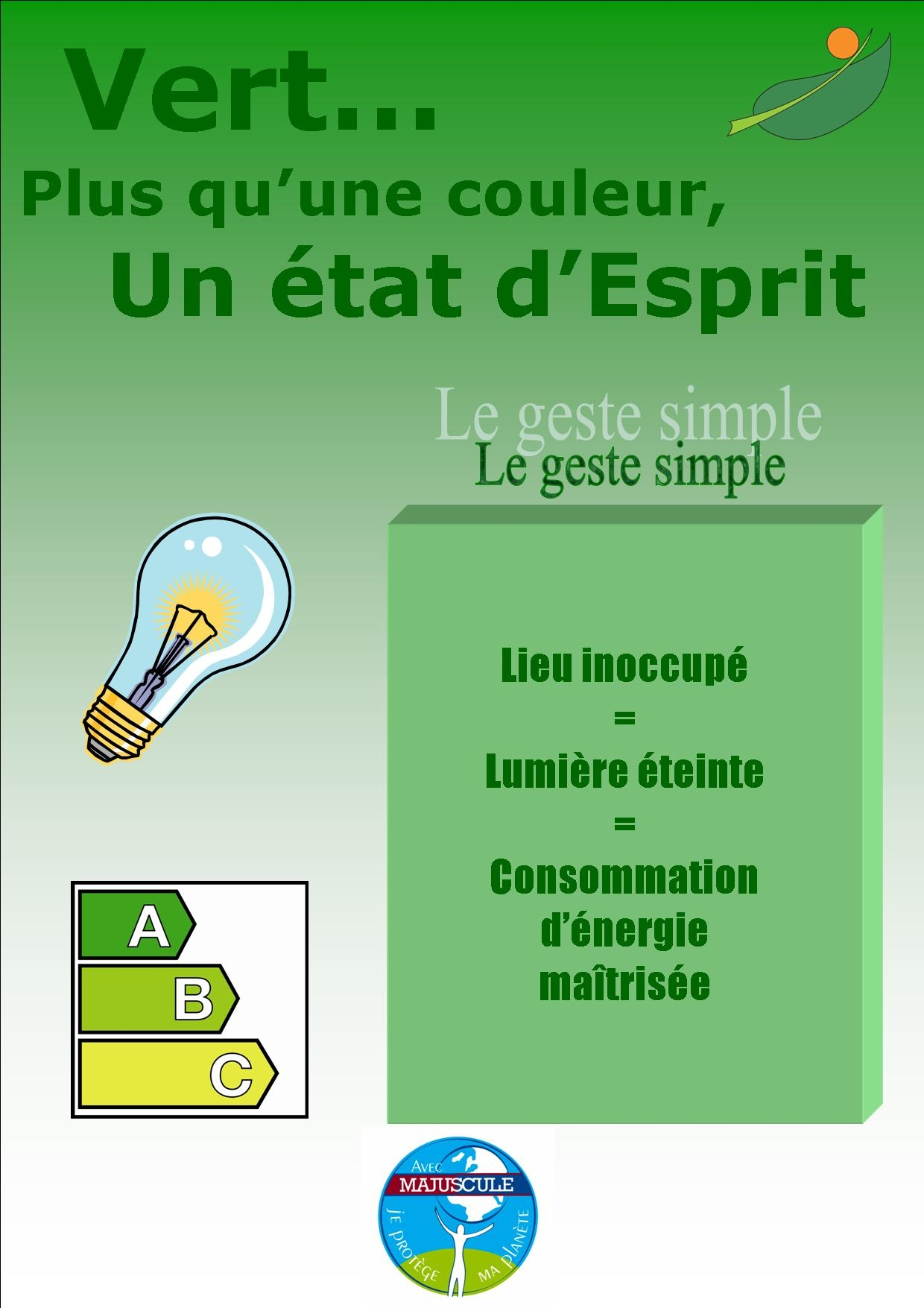 Le geste simple Lieu inoccupe1